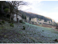 ROOFING SLATES. URGENTLY REQUIRED. BY. GWRYCH CASTLE PRESERVATION TRUST. ABERGELE. WALES. URGENTLY!!