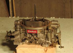 Carburateur Edelbrock 600
