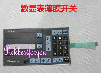Membrane Keypad For Mitutoyo Ka Countermitutoyo Optical Ph-3515f Kc1 H222a Yd