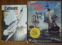 Luftwaffe Aerial Combat Strategy War Game by Avalon Hill - RARE