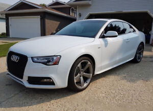 2014 Audi S5 Technik Titanium Package