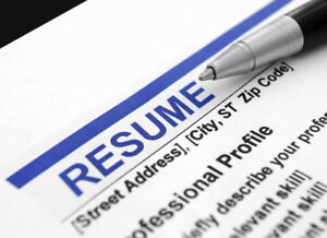 resume services in kingston kijiji classifieds