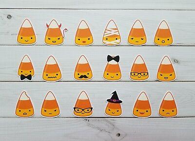 Halloween Candy Corn Die Cuts, Embellishments, Punchies, Punches, Toppers Favors](Halloween Candy Crafts)