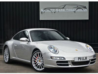 Porsche 911 ( 997 ) 3.8 Carrera 4S C4S Tiptronic Coupe *Just 15k Miles*