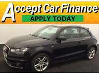 Audi A1 1.6TDI ( 105ps ) 2012MY S Line FROM £48 PER WEEK!