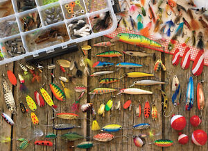 Fishing Tackle, Rods, Baits, Boxes, Bags, Apparel + MUCH MORE!
