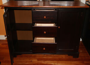 Dining Table and Hutch Prince George British Columbia image 5