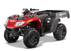 ARCTIC CAT ATV SALE! ONLY 3 DAYS LEFT! SAVE UP TO $4,000
