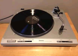 Technics SL-D202 vinyl record player