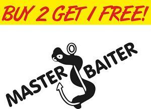 Master-Baiter-Fishing-Joke-Novelty-Funny-Sticker-Graphic-Vinyl-Car-Decal