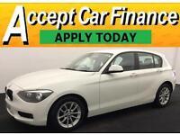 BMW 114 1.6TD ( 95bhp ) Sports Hatch 2013MY d SE FROM £46 PER WEEK !
