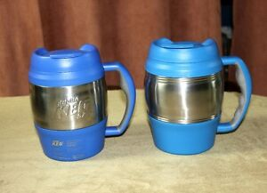 Large 52 oz.  Bubba Kegs   X 2  Great Condition