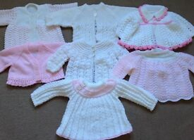 Baby Girl Knitted Cardigans