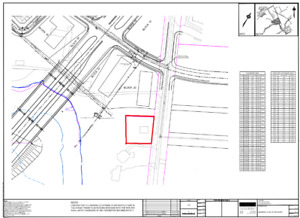 LOCATION, LOCATION! Lot for sale in Barrhaven