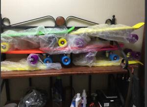 Planche de skate style Penny skate board (banane) Mini planches