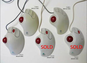 Ps2 Trackball Mouses