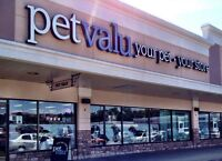 Pet Valu Clayton Park looking for a Part Time staff member!