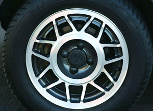WANTED - Set of VW Snowflake Rims