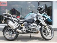 2013 BMW R 1200 GS in BLUE at Teasdale Motorcycles, Yorkshire