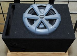 Subwoofer pour auto HP de 12 po. AUDIO BAHN 400 watts