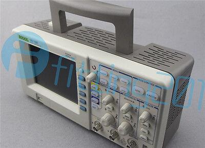 Rigol Ds1102e 100mhz Digital Oscilloscope Dual Analog Channels 1 Gsas Usb New