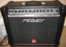 PEAVEY Studio Pro 112 65 watt Guitar Amp. (Transtube Series) FOR SALE