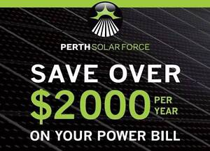 Solar Panel System - 6kW System For Only $3,499 Fully Installed Melville Melville Area Preview