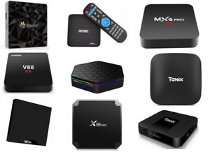 Android Recovery Upgrade TV Box Repair MXQ T95X A95X V88 X96 TX6