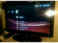 """Baird 37"""" LCD TV with Freeview"""
