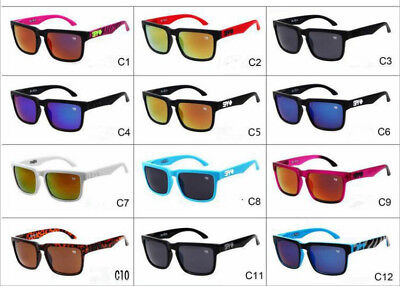 Outdoor Sport Glasses Mens Cycling Colorful color lens Sunglasses Aviator - Aviator Glasses