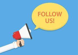 Social media marketing - instagram follow increase your profile
