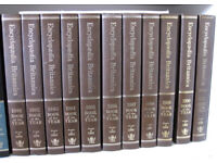 Encyclopedia Britannica Books of the Year 1981-1991