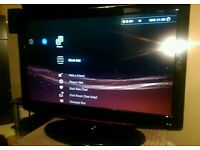 "Baird 37"" LCD with freeview"