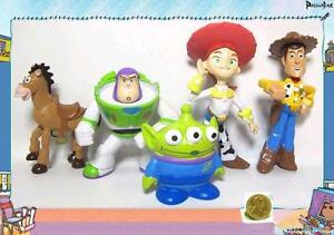 Cake Topper Disney Movie Toy Story Figure Statue Model Woody Buzz Jessie W11to15