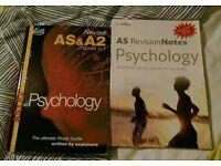 Psychology AS & A2 text books