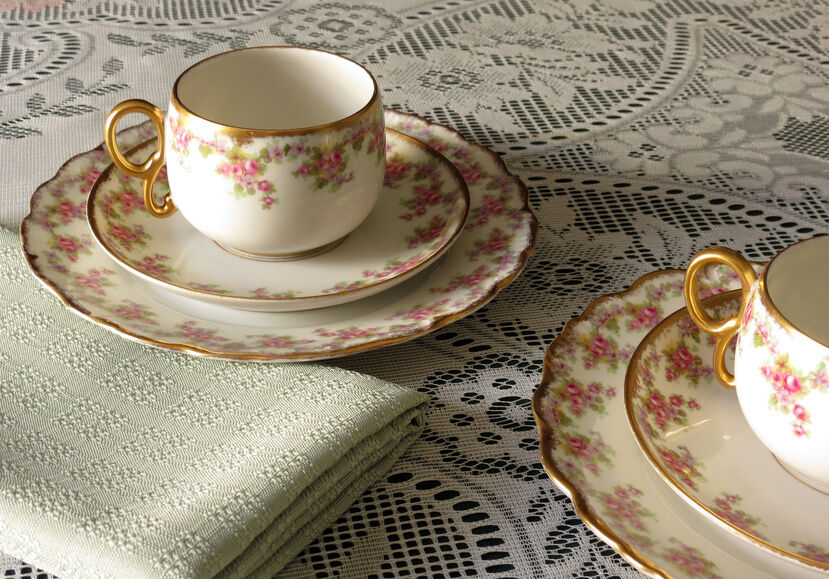 Vintage Cup and Saucer Buying Guide