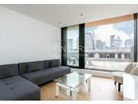 STYLISH 3 BEDROOM PENTHOUSE, 2 BATHROOMS, PRIVATE TERRACE, BREATHTAKING VIEWS, ALDGATE!