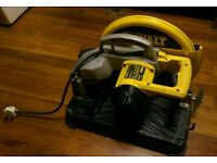 Dewalt DW871-gb chop saw