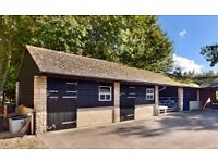 Large Paddock and Stables For Rent