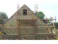 Experienced bricklayer available