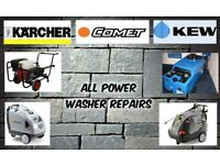 All power washer repairs