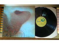 Pink Floyd – Meddle, VG, 2nd UK pressing, released on Harvest in 1971, 70s Prog Rock