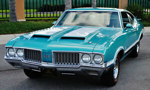 Documented-70-Olds-442-W-30-optioned-with-F-Heads-455-4-spd-Matching-Numbered