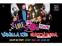 I Love 90s Tour - SSE Hydro