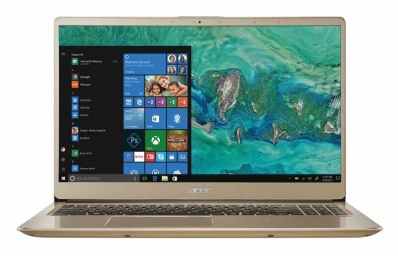 Acer-Swift-3---15.6-Laptop-Intel-Corei5-8250U-1.60GHz-8GB-Ram-1-TB-Win10Home
