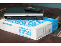SKY HD 2TB BOX WANTED URGENT-£80 PAID TODAY