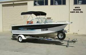 2009 QUINTREX 570 FREEDOM CRUISER 135HP Moss Vale Bowral Area Preview