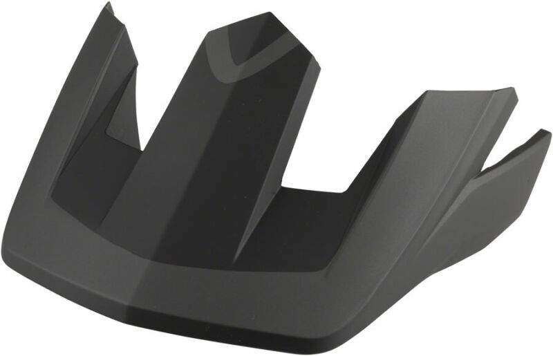 Fox Racing Proframe Visor - Matte Black, One Size