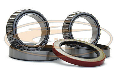 Bobcat Axle Bearing And Seal Kit S220 S250 S300 S330 Skid Steer Race Front Rear