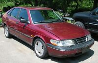 1996 Saab 900SE parts for sale
